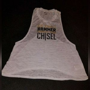 Master's Hammer & Chisel Muscle Tank